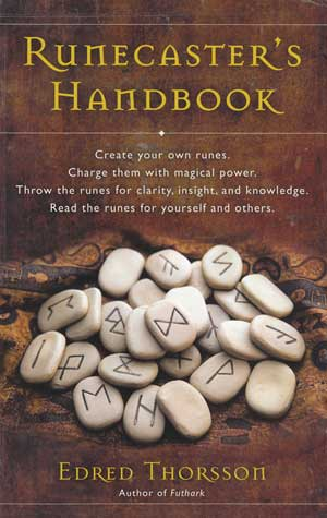 Runecaster's Handbook by Edred Thorsson