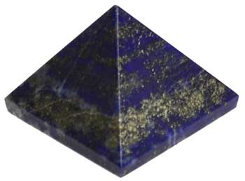 25-30mm Lapis pyramid