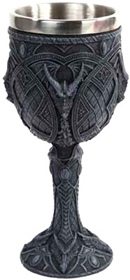 Grey Dragon Chalice