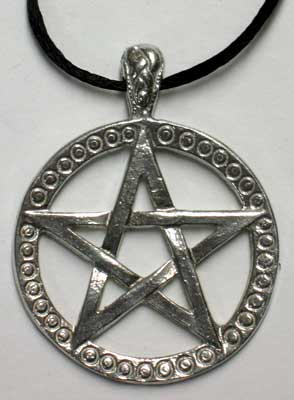 Large Upright Pentagram