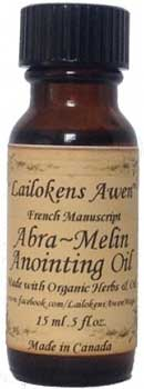 Abra Melin Oil 15ml
