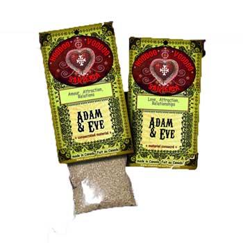 Adam & Eve Hoodoo Powder