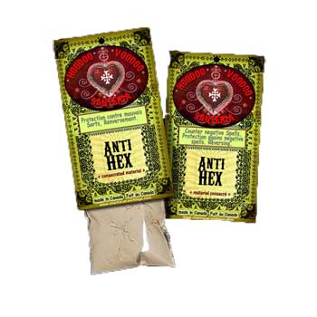 Anti Hex Hoodoo Powder