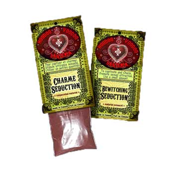 Bewitching Seduction Hoodoo Powder