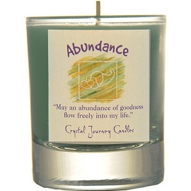 Abundance Herbal Magic Soy Candle