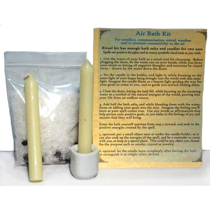 Air Ritual Bath Kit