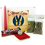 Attract Lover Ritual Spell Kit