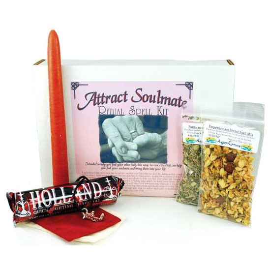 Attract Soulmate Ritual Spell Kit