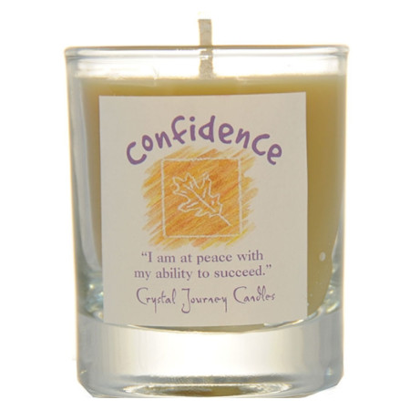 Confidence Herbal Magic Soy Candle