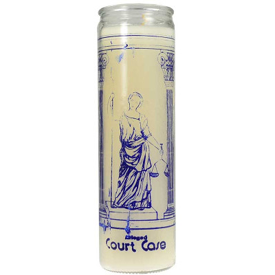 Court Case 7-Day Jar Candle