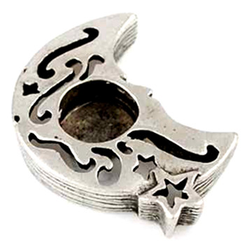 Crescent Moon Chime Holder