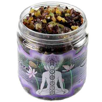 Crown Chakra Resin Incense