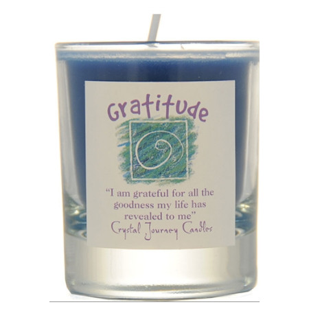 Gratitude Herbal Magic Soy Candle