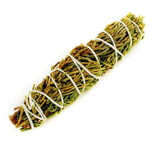 Small Juniper Smudge Stick