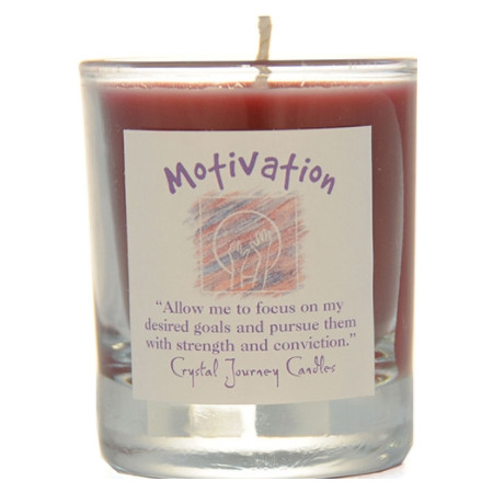 Motivation Herbal Magic Soy Candle