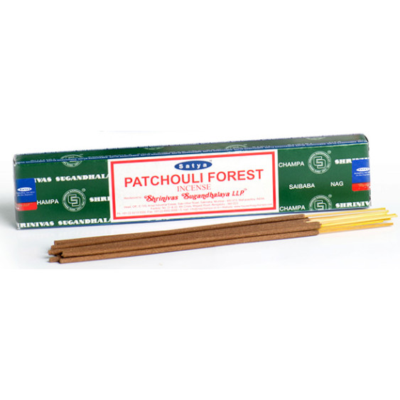 Patchouli Forest Stick Incense