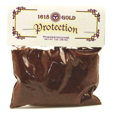 Protection Powder Incense 1oz