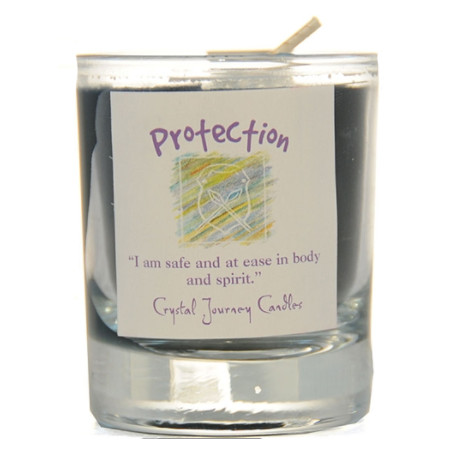Protection Herbal Magic Soy Candle