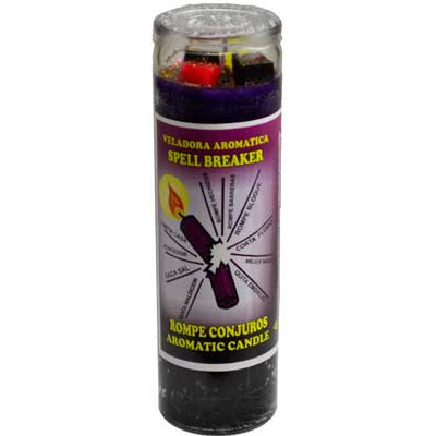 Spell Breaker 7-Day Scented Jar Candle