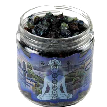 Throat Chakra Resin Incense