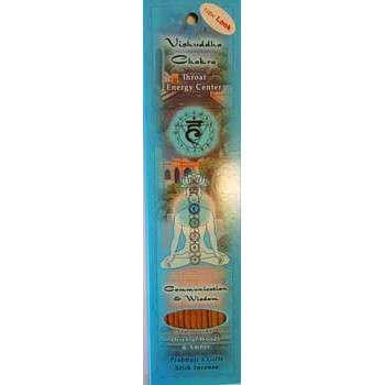 Throat Chakra Stick Incense