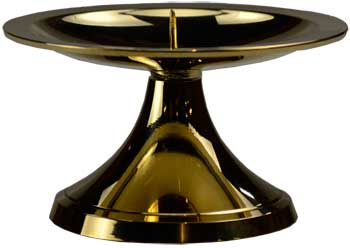 Versatile Pillar Candle Holder - 3""